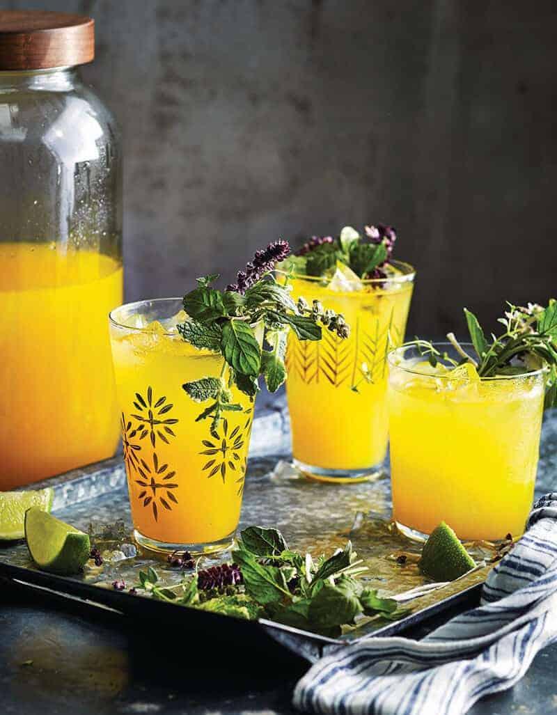 Todd Richard's Watermelon Lemonade