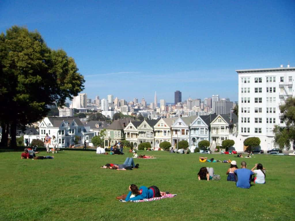 alamo square san francisco