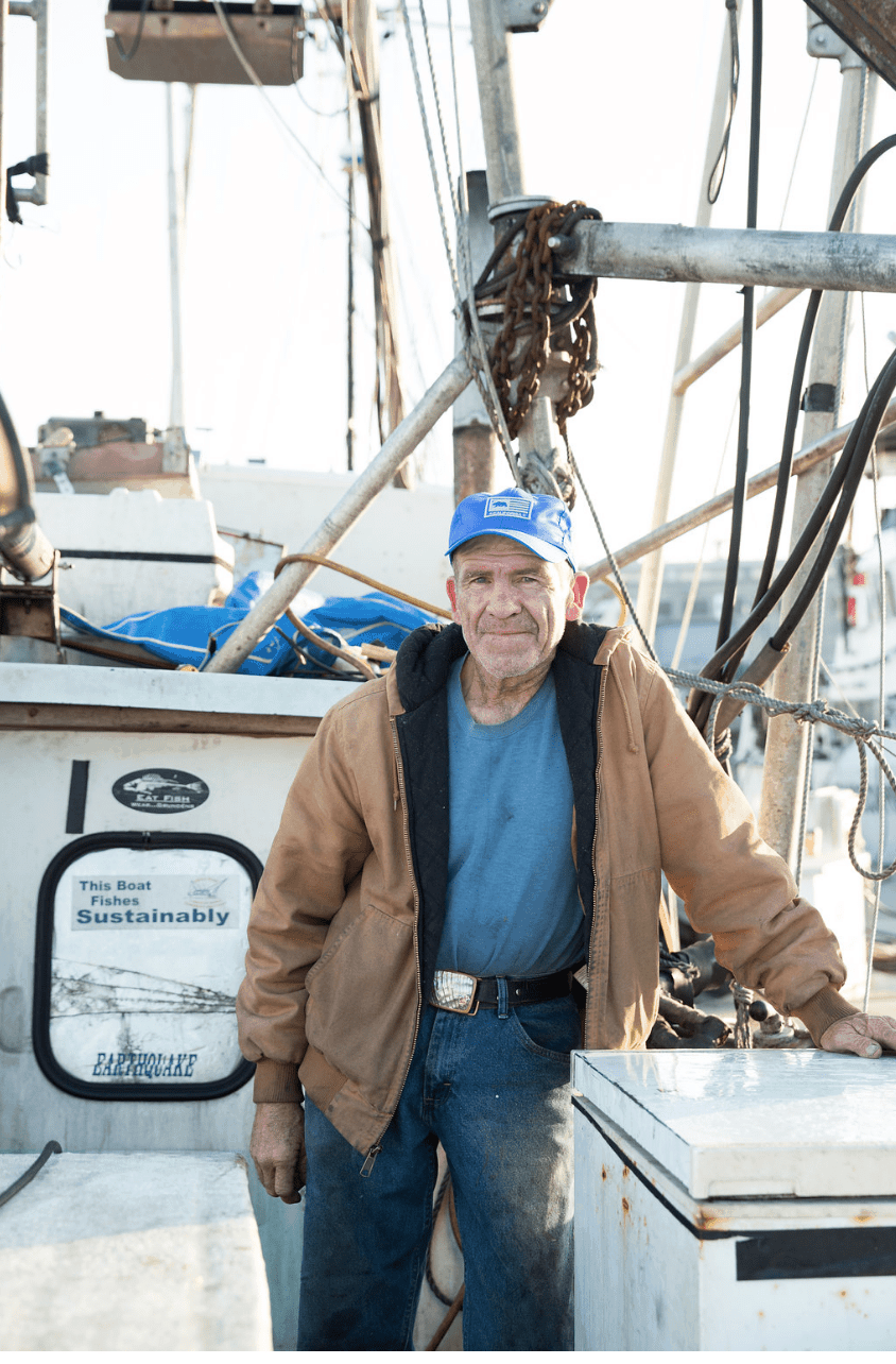 salmon fisherman duncan macclean