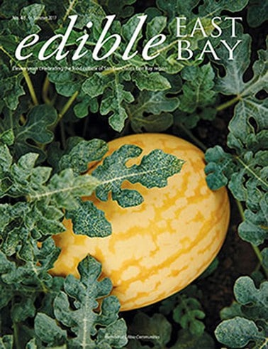 edible east bay cover