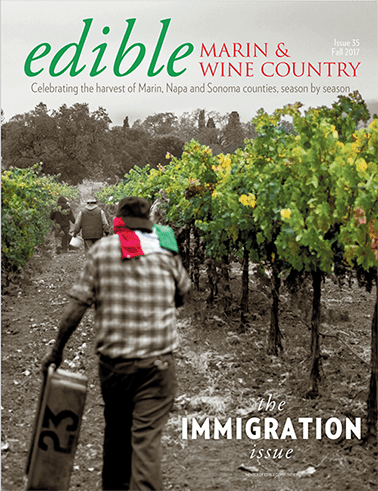 edible marin and wine country cover