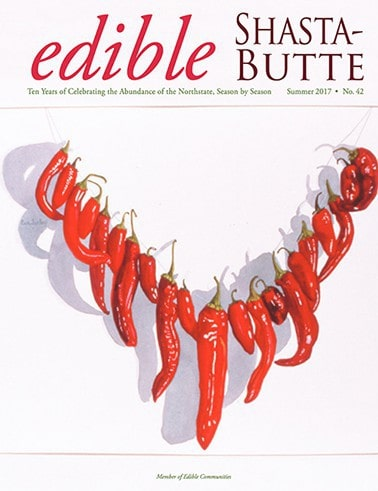 edible shasta butte cover