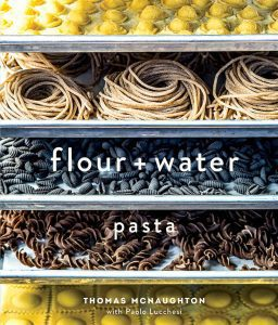 flour and water cookbook cover