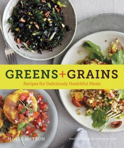 greens and grains cookbook