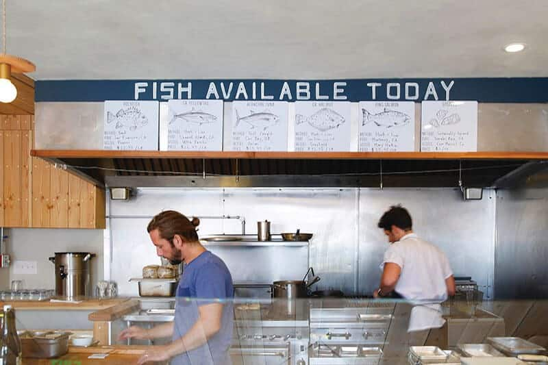 hook fish kitchen