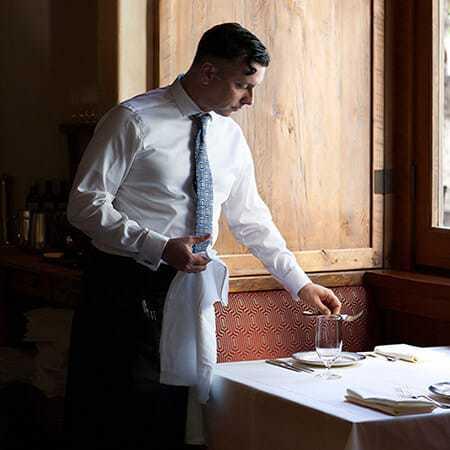 michael procopio at kokkari restaurant