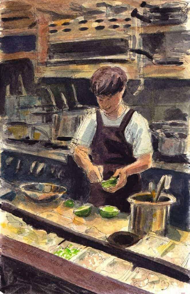 chef at nojo
