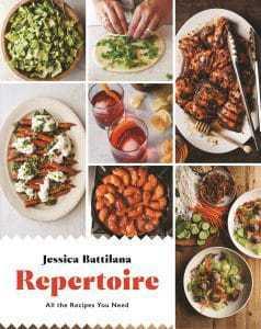 Jessica Battilana Repetoire