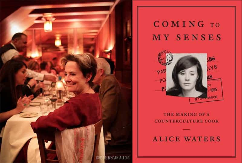 alice waters book coming to my senses