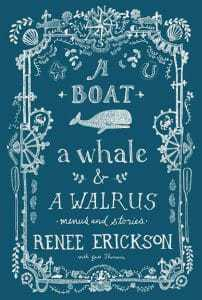 cover of a boat a whale and a walrus