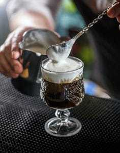 irish coffee third wave