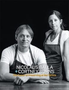 nicolaus balla and cortney burns of bar tartine