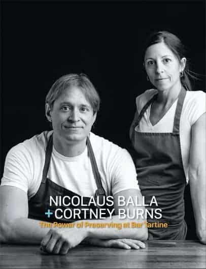 nicolaus balla and cortney burns of bar tartine