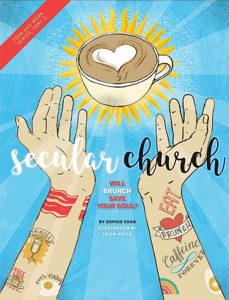 secular church brunch