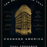 The Bookmongers Book Review: Ten Restaurants That Changed America