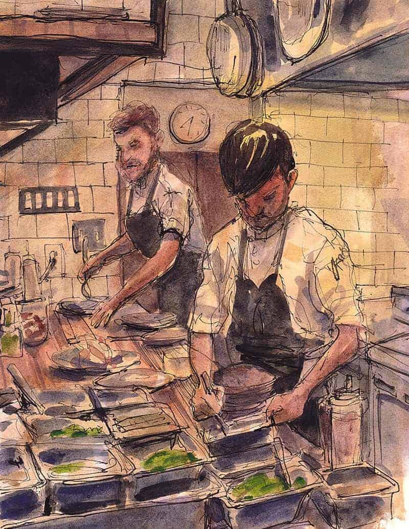 chefs at rich table