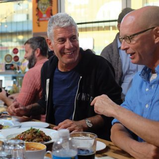 anthony bourdain and john birdsall