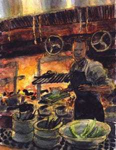 chef at TBD