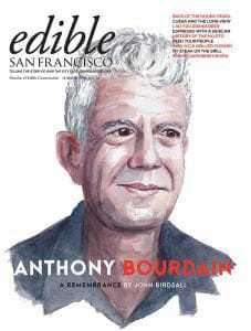 edible sf cover summer 2018 anthony bourdain