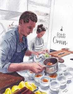 Back of the House: Petit Crenn