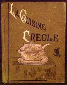 la cuisine creole cover