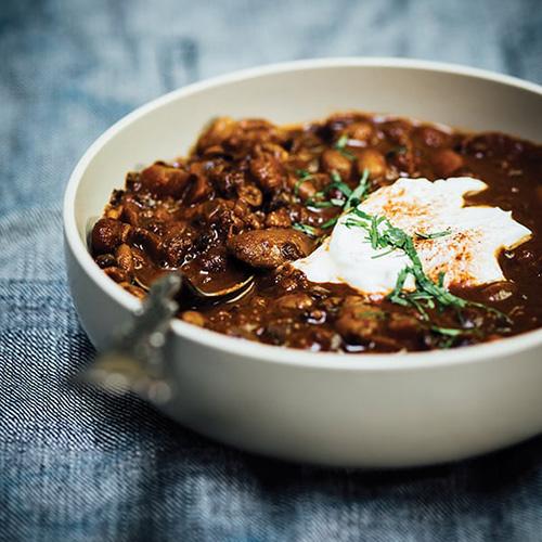 bean lentil soup