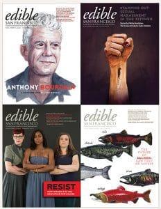 Subscribe to Edible San Francisco
