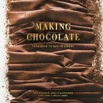 making chocolate cover