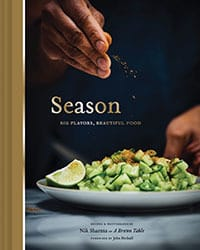 season cookbook cover