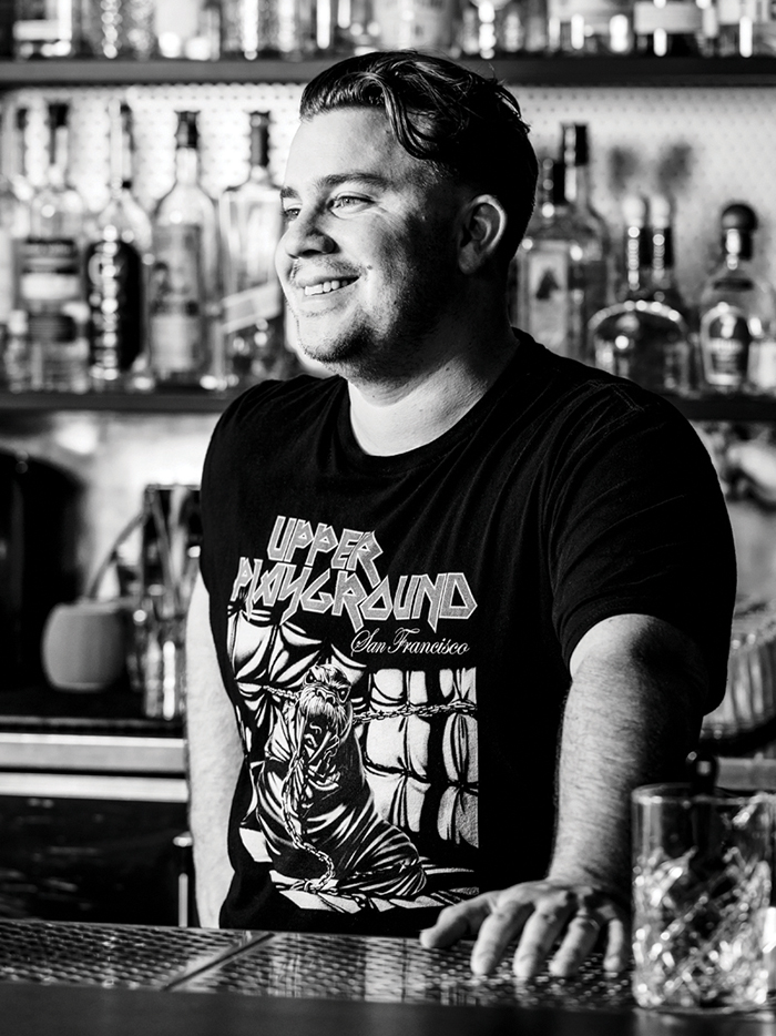 david ruiz of junior bar in san francisco