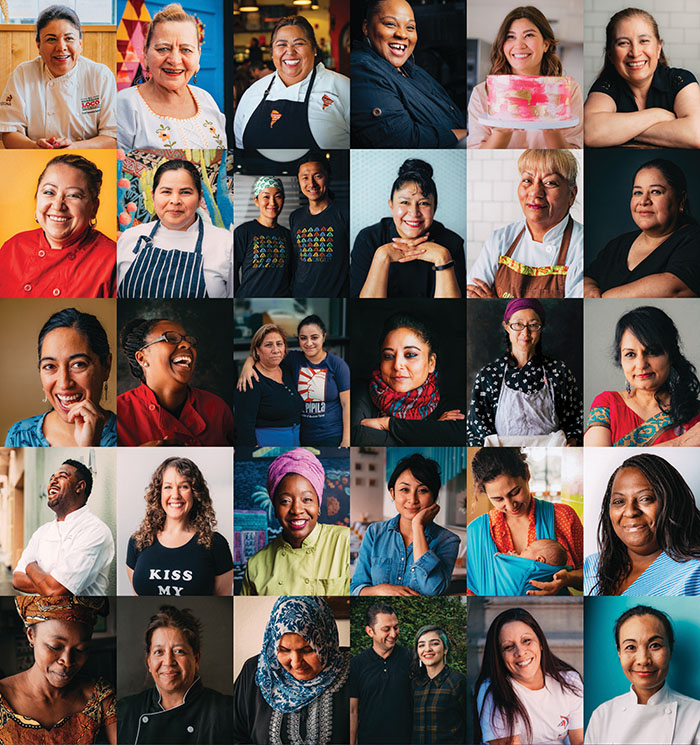 La Cocina Grows Up: Adolescence brings new projects and locations for nonprofit dedicated to advancing low-income female food entrepreneurs