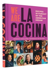 we are la cocina cover