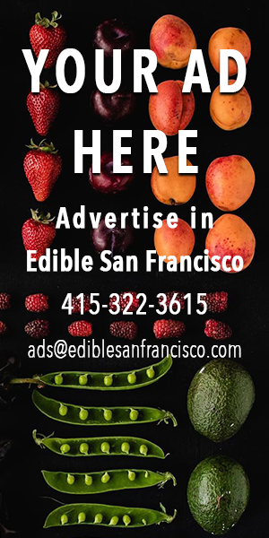 advertise in edible san francisco