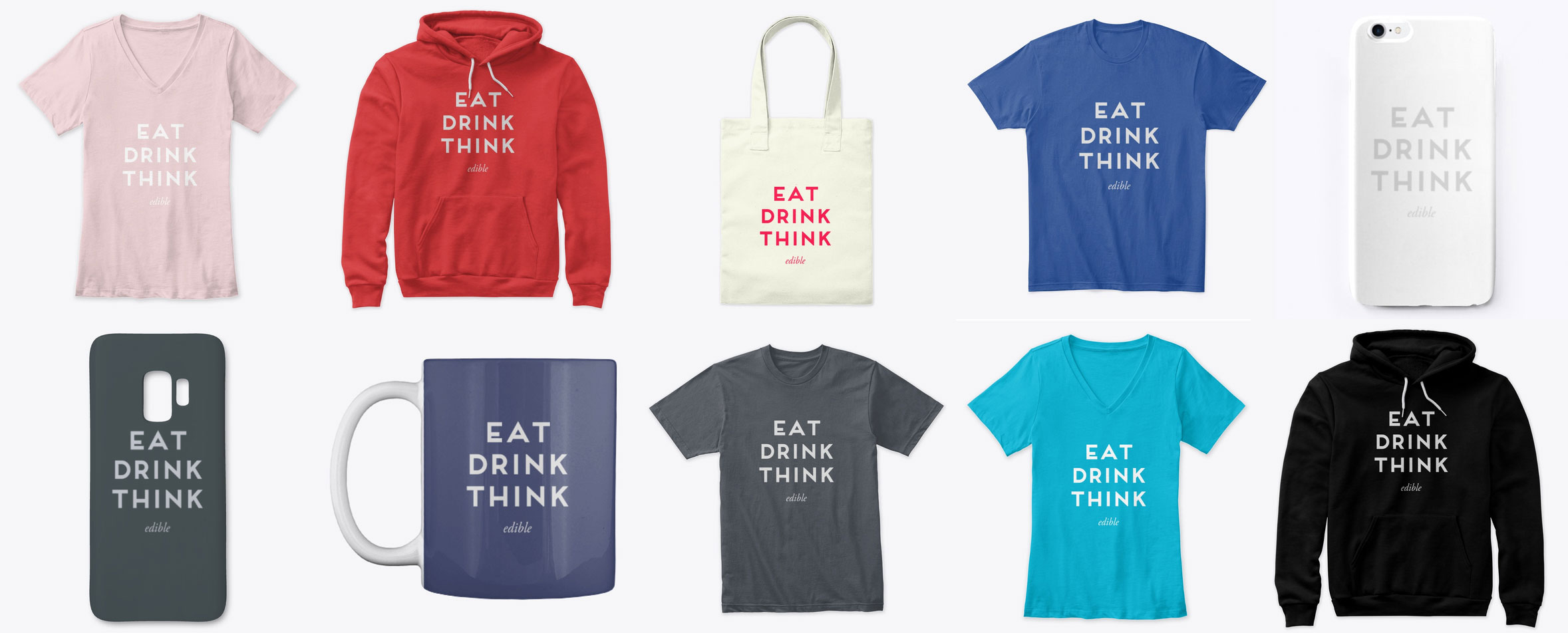 edible sf teespring shop