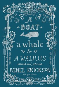 a boat a whale and a walrus renee erickson