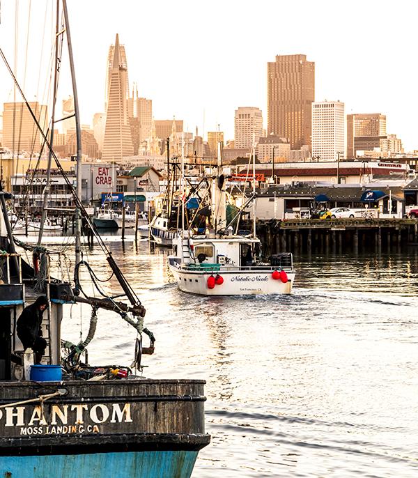 fishermans wharf san francisco