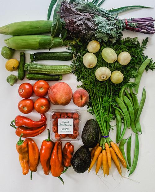 cuesa farmers market box