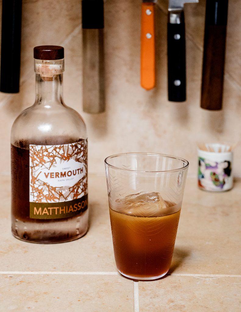matthiasson vermouth no. 3