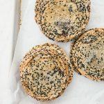 toasted-sesame-pan-banging-cookies
