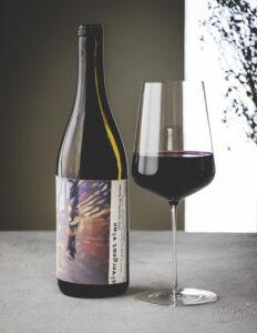 Divergent Vine 2019 Clarksburg Malbec