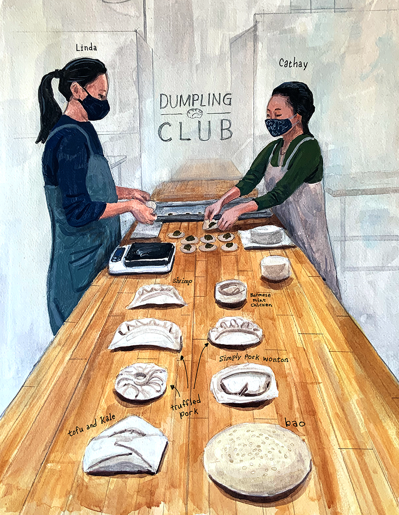 dumpling club