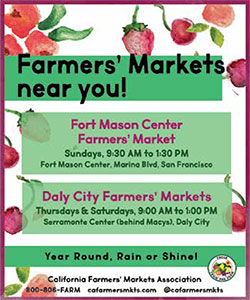 California Farmers Markets