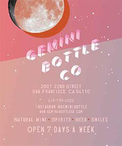 Gemini Bottle Co.