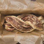 babka roll baked