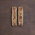 babka roll cut down the middle