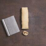 babka dough trim ends