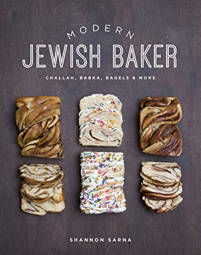 modern jewish baker cookbook